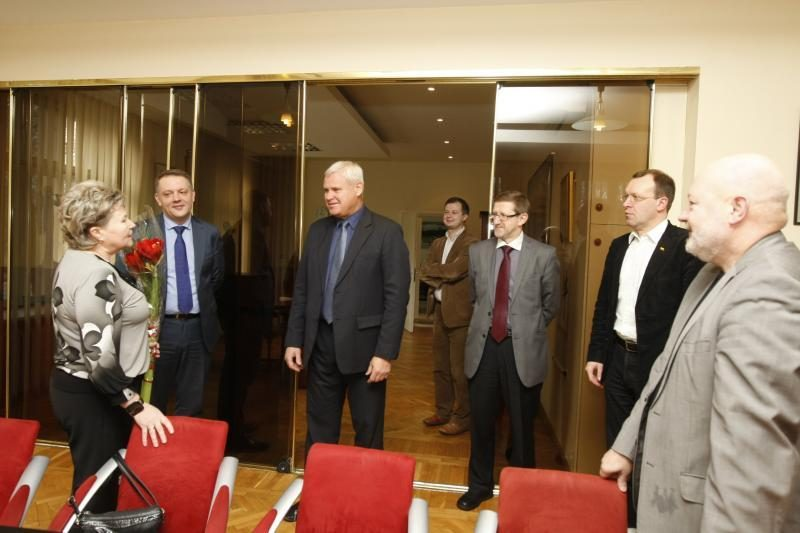 Klaipėdos meras klaipėdiečių seimūnų prašė pagalbos