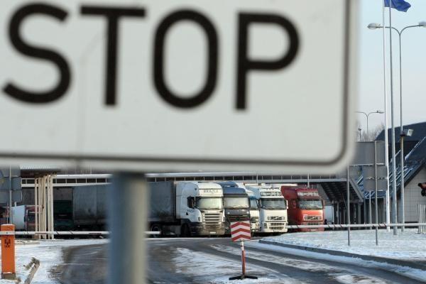 Rusija žeria kritiką dėl bevizio režimo Karaliaučiaus gyventojams