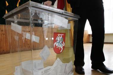 Savivaldybė jau planuoja pirkinius rinkimams