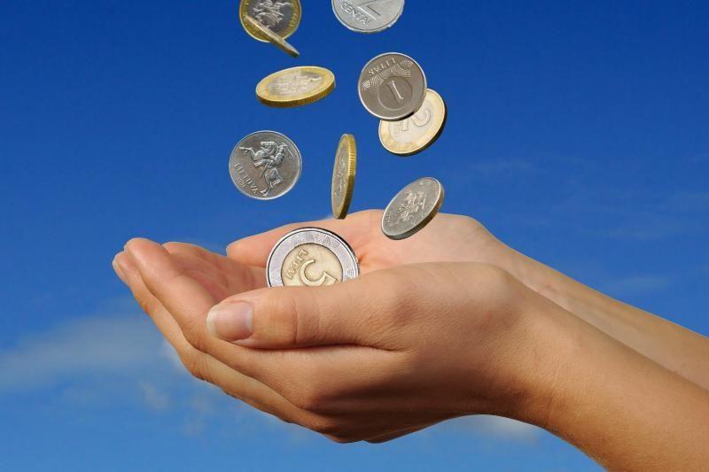 Į nacionalinį biudžetą surinkta daugiau lėšų, nei prognozuota