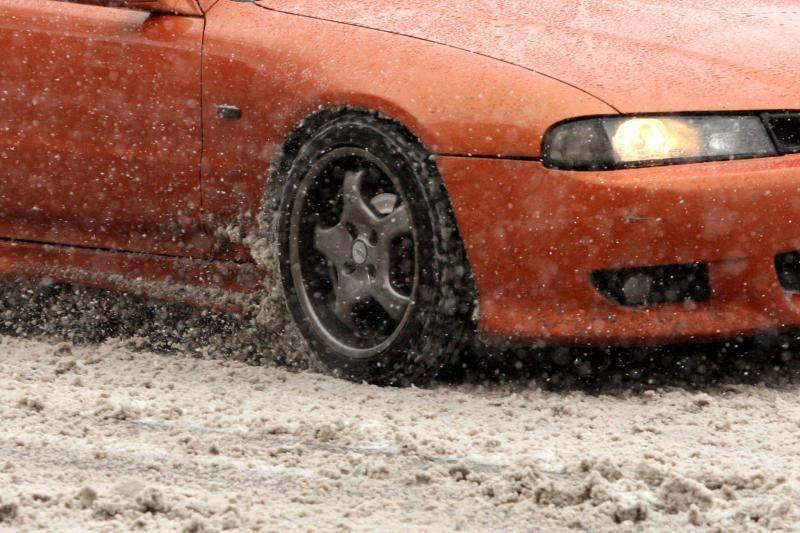 Transporto įvykių apžvalga: nuo prasidėjusios žiemos iki naujo vilkiko