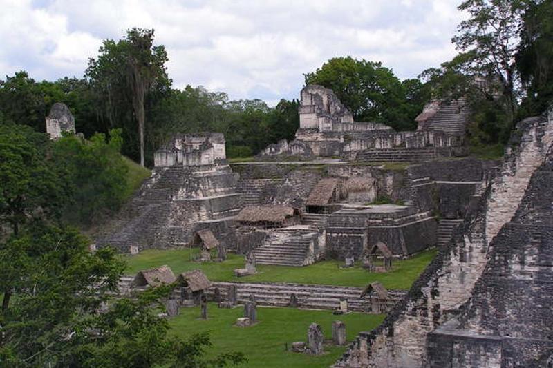 Majų civilizacijos žlugimas susijęs su užsitęsusia sausra
