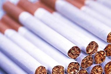 Namuose bus galima laikyti tik bloką rusiškų cigarečių ir iki 10 litrų degtinės