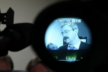 """""""Skydinės detektyvas"""": A.Siaurusevičius pateikė kaltinimus fotografams"""