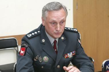 A.Kaminskas: policija neliks nuošaly