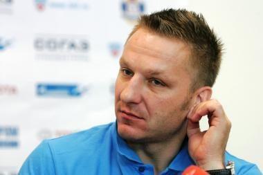 Darius Kasparaitis palieka Sankt Peterburgo SKA klubą