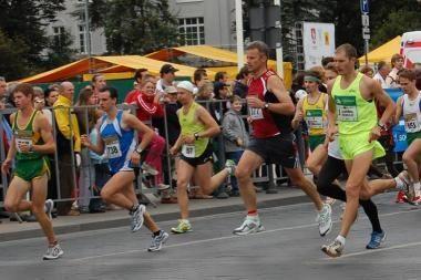 Savaitgalį sostinės gatvėse – ir renginių, ir bėgimo maratonas
