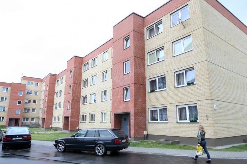 Savivaldybės būstų nuoma gerokai pabrangs