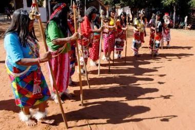 Į narkotikų karą įtraukiamos net indėnų gentys