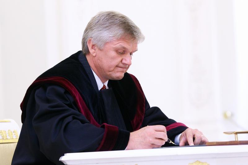 N.Venckienės skundą dėl antstolės nušalinimo nagrinės B.Varsackis