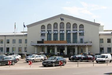 Verslo klientams - greitas aptarnavimas Vilniaus oro uoste