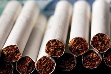 Lietuvai tabako akcizą leista didinti 4 metais vėliau