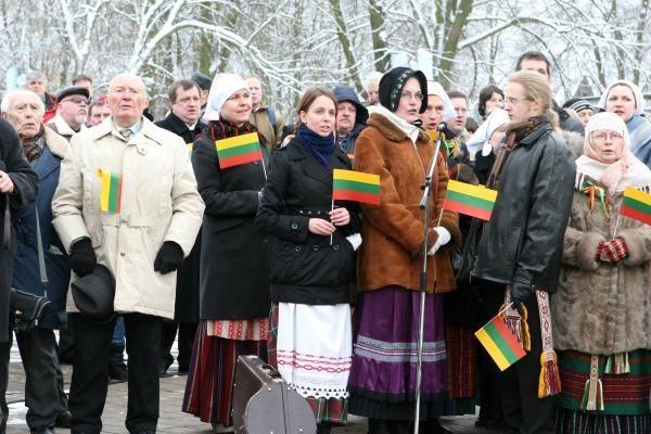 Vasario 16-ąją Klaipėdoje – patriotiški renginiai (programa)