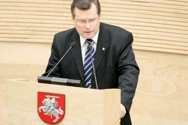 R.Šukys: gamintojai Lietuvai tiekia vaistus padidintomis kainomis