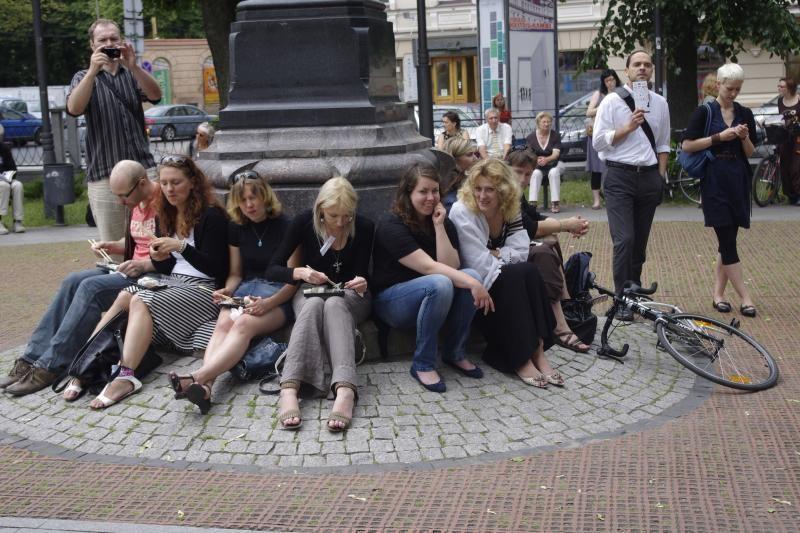 """Palydint vasarą – projekto """"Pietų muzika gyvai"""" finalas"""