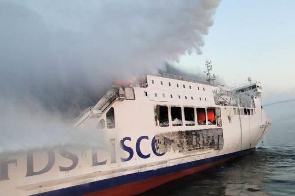 """""""DFDS Lisco"""" naują keltą planuoja surasti dar šią savaitę (papildyta)"""