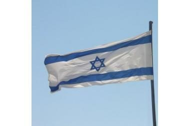 Sudeginta žydų vėliava