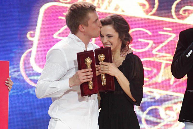 """""""Žvaigždžių duetus"""" laimėjo Marius Jampolskis ir Irūna Puzaraitė"""
