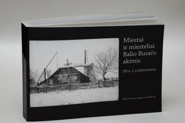 Karo muziejus pristatys B.Buračo nuotraukų albumą