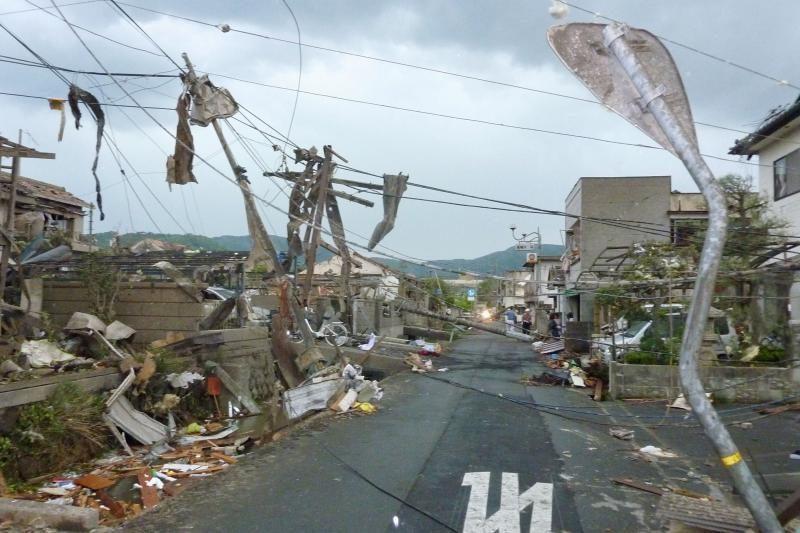 Japoniją vėl sukrėtė žemės drebėjimas