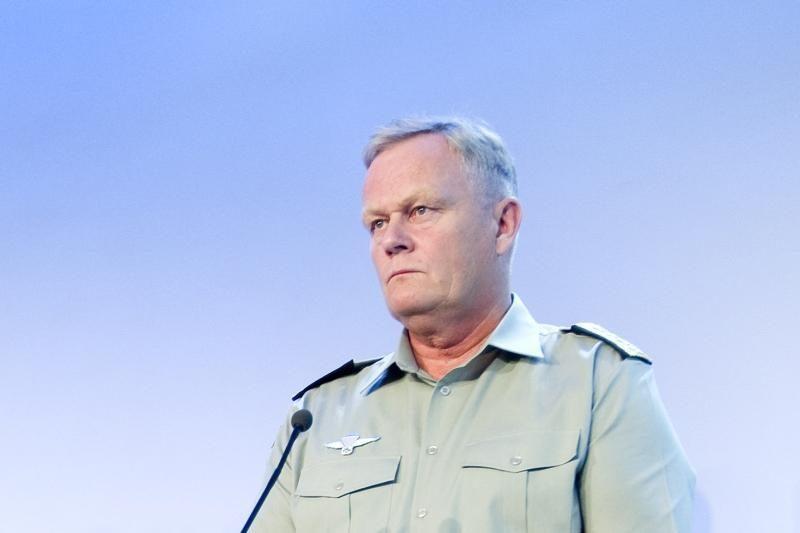 Į Lietuvą atvyksta Norvegijos kariuomenės vadas