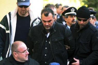 Graikų policininkui pateikti kaltinimai