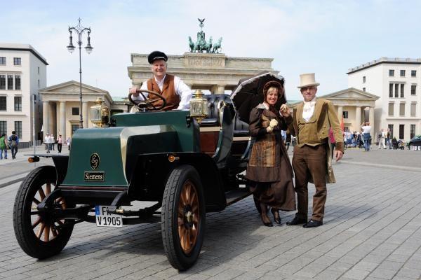 Elektromobilių technologijoms Berlyne – 105 metai