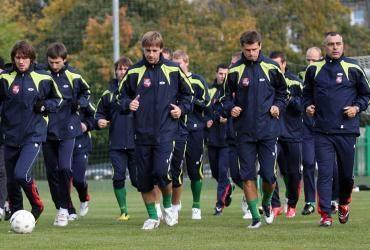 Lietuvos rinktinė FIFA reitinge pakilo į viršų