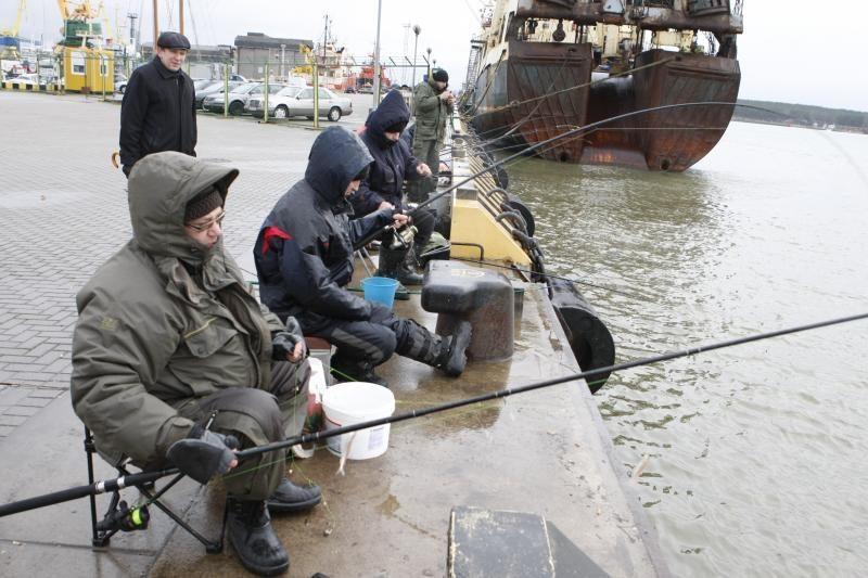 Žvejybos ypatumai: ar įmanoma pagauti per didelę žuvį?