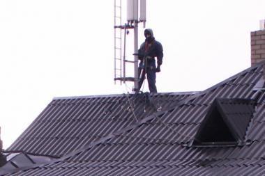 Patikrinimas: mobiliojo ryšio antenos grėsmės nekelia