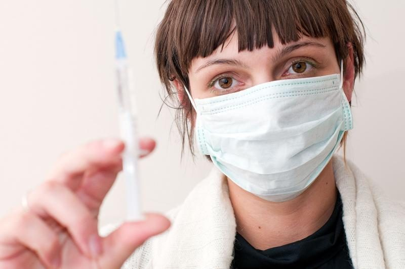 Sostinėje nuo gripo nesisaugo net medikai (paskelbta epidemija)