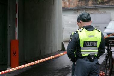 Po sprogimo Fabijoniškių gyvenamojo namo rūsyje rastas vyro lavonas