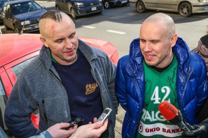 Eurolygos vadovas: du kvailiai pasielgė barbariškai