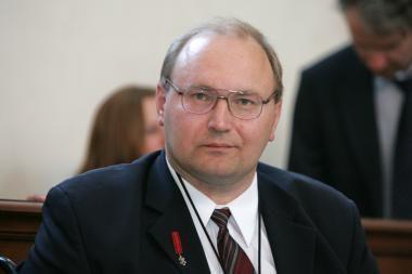 T.Šernas tapo Lietuvos evangelikų reformatų bažnyčios vadovu
