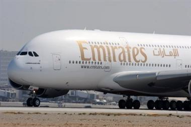"""JAE oro linijos nesulaukia antrojo """"Airbus A380"""