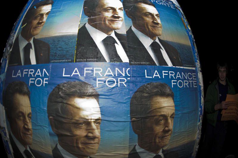 N.Sarkozy: nebus jokių susitarimų su kraštutiniais dešiniaisiais