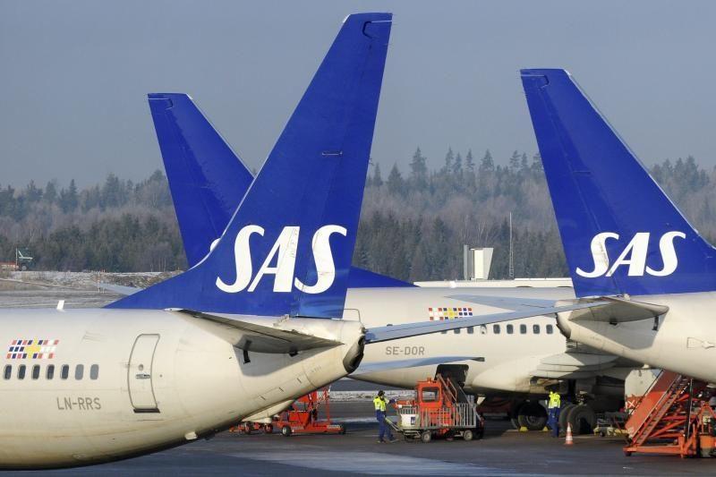 SAS skelbia vasarą – tiesioginiai skrydžiai į Stokholmą ir Kopenhagą