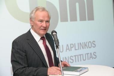 Vieninteliam lietuviui – garbingas Baltijos šalių apdovanojimas