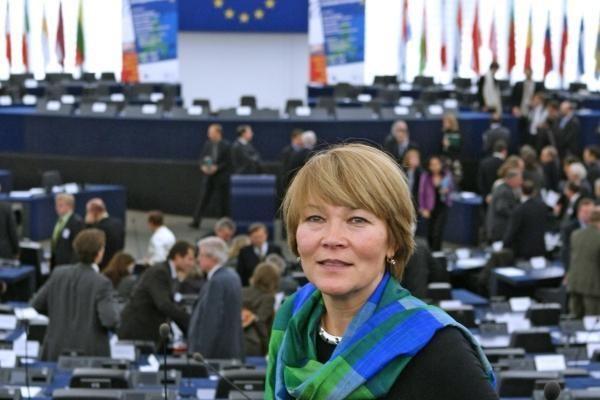 Europarlamentarė įžvelgia grėsmę nacionaliniam saugumui