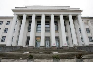 Vilniaus valdžia: Tautos namai ant Tauro kalno bus