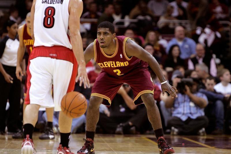 """K.Irvingas blankiai debiutavo """"Cavaliers"""" gretose"""