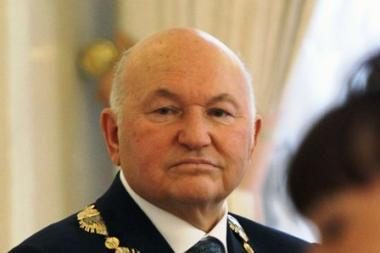 Maskvos merui J.Lužkovui ieškoma naujų pareigų