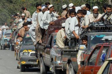 NATO prabilo apie pralaimėjimą Afganistane