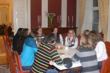 Norvegijoje susibūrė studijuojantys lietuviai