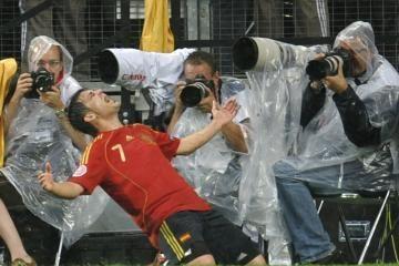 """Euro 2008"": Ispanija – Rusija 4:1"