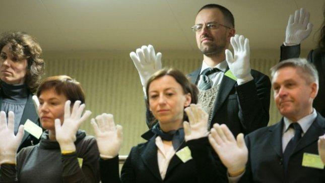 Rusai išbraukė haką iš pirmenybių programos