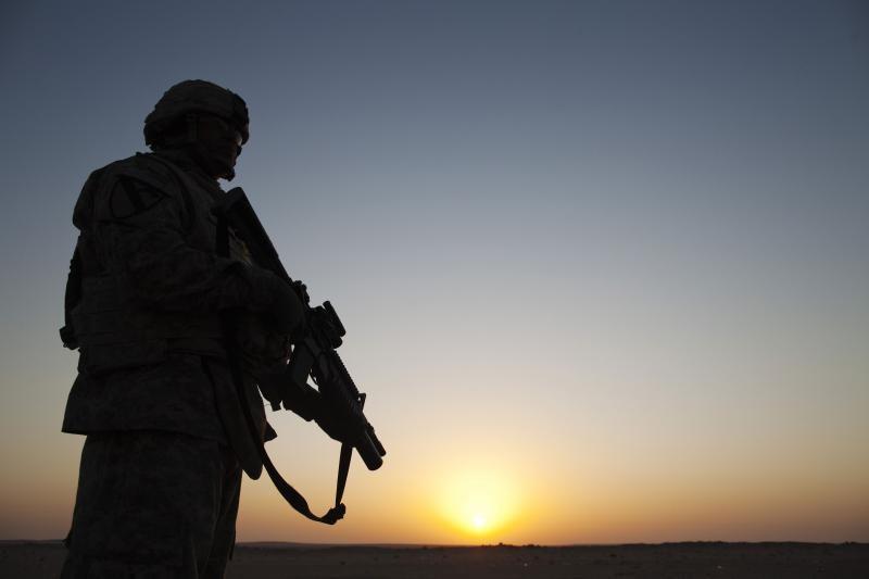 Irake per patikrinimo posto užpuolimą žuvo 11 irakiečių karių