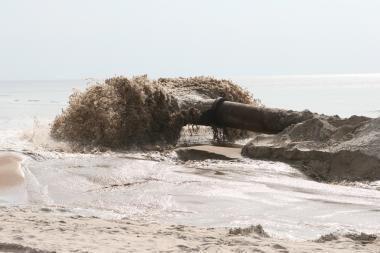 Paplūdimius maitins prasidėjus sezonui