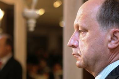Premjeras: Vyriausybė turi valios sumažinti FNTT monopolį