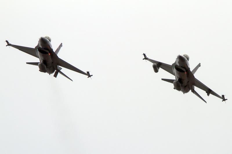 Rusijos karo lėktuvai pakėlė į orą NATO naikintuvus